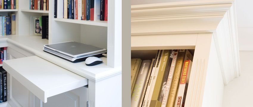 Desk Pull Out Bookcase Google Search Decorating Ideas