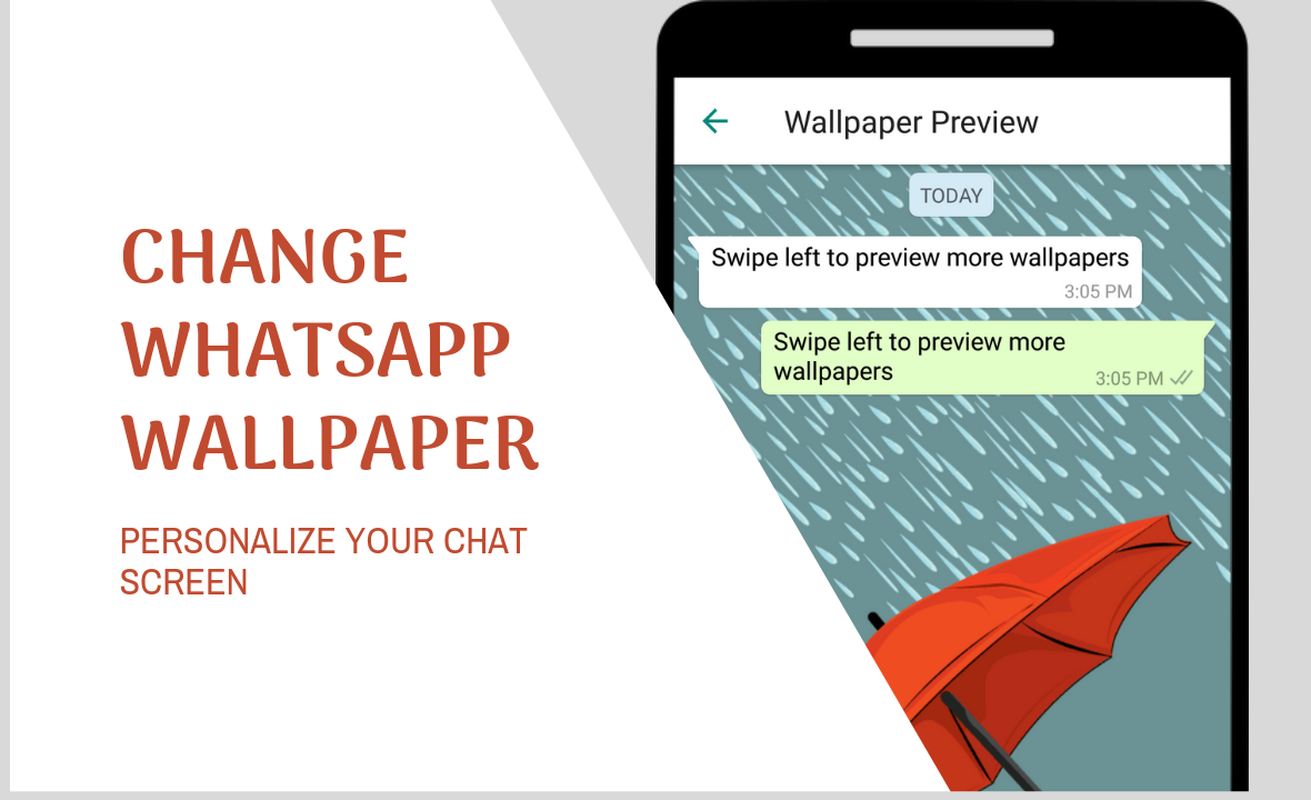 How To Change Whatsapp Wallpaper On Android Wallpaper Change Android
