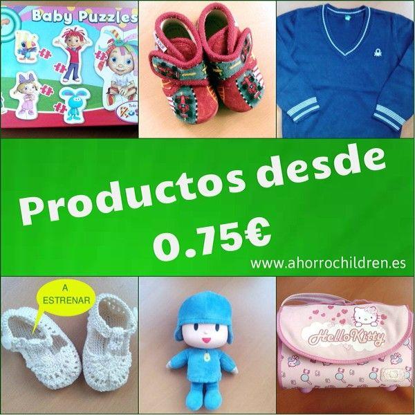 Más, más y más productos a menos, menos y menos #precio  Vamos que sólo hay uno de cada y te lo quitan  www.ahorrochildren.es