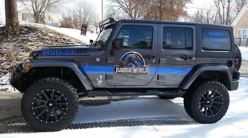 Jurrasic World Coming Soon Jeep Wrangler Forum Jurassic Park