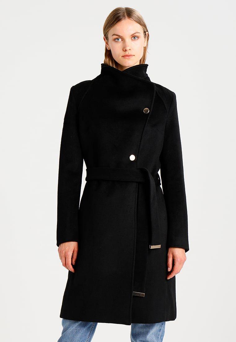 Vêtements mint&berry Manteau classique - black noir: 109,95 € chez Zalando  (au