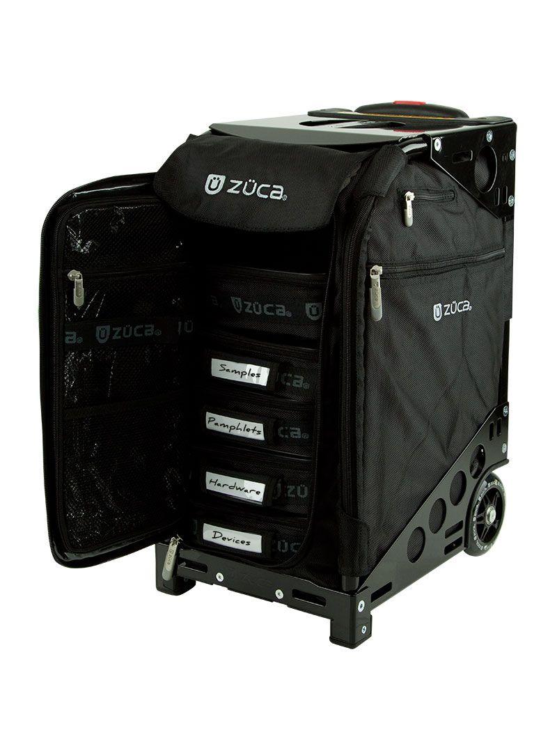 Pro Business Black/Black:travel luggage, rolling bag