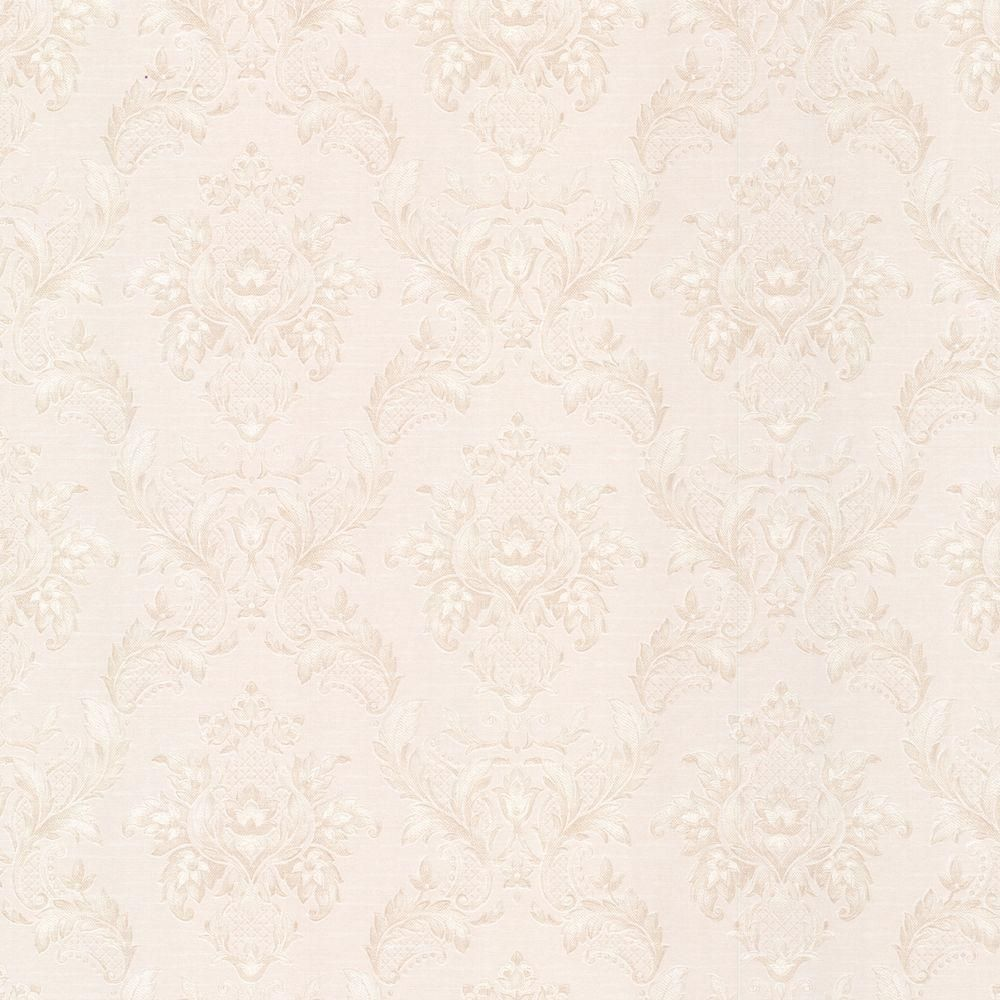 Mirage Estate Champagne Damask Vinyl Peelable Roll Wallpaper Covers 56 Sq Ft 991 68262 The Home Depot In 2021 Damask Wallpaper Wallpaper Stores Romantic Wallpaper