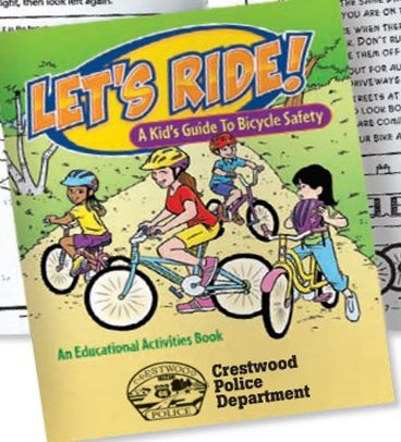 Let S Ride A Kid S Guide To Bicycle Safety Educational