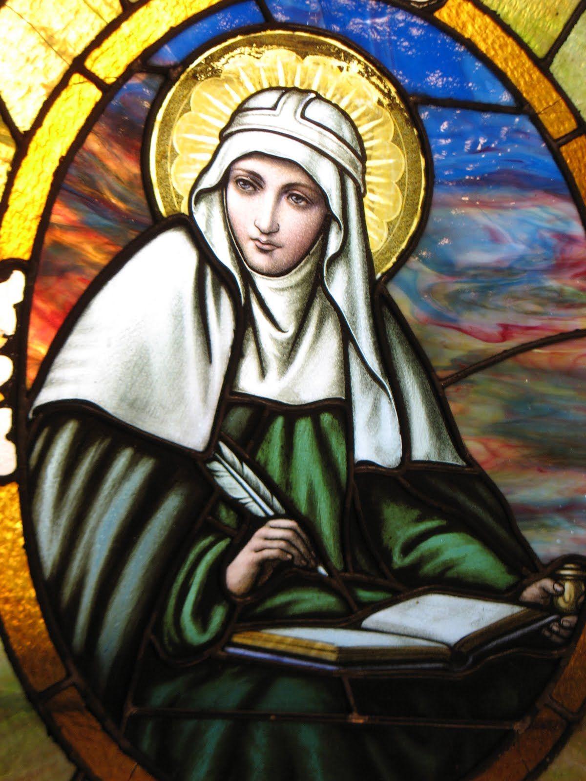 Novena St Bridget Of Sweden Day 8 Dear St