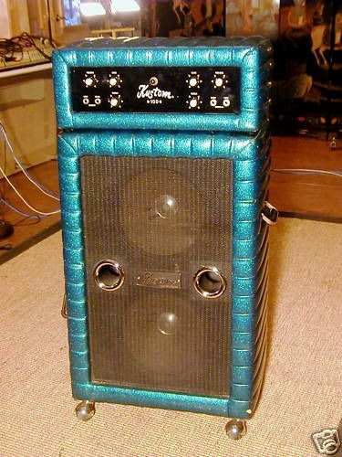 kustom bass amps used ebay - Google Search my stuff Guitar amp