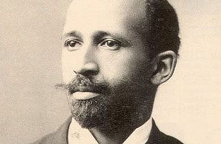W.E.B.Du BIOS is the father of pan-africanism who was his mentor?