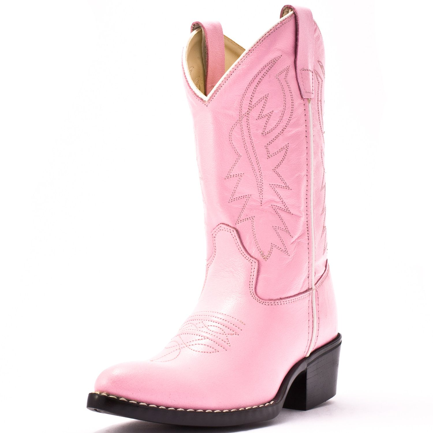 641ff8c2a356 Image detail for -... Old West Pink Western Cowboy Boots 8119 PINK - PFI  Western Store
