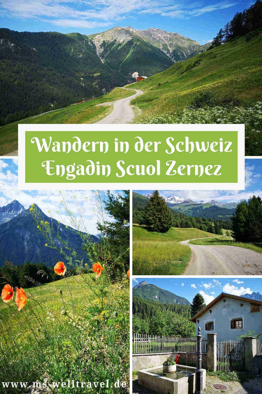 Wandern In Der Schweiz 3 Wandertipps In Scuol Im Unterengadin