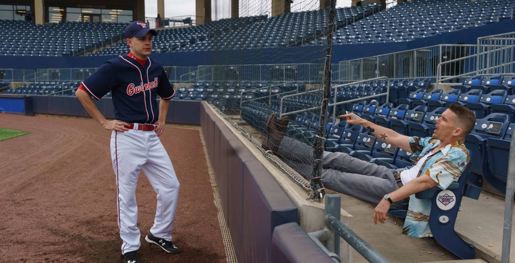 Rlj Entertainment Acquires The Phenom Starring Ethan Hawke Paul Giamatti Ethan Hawke Baseball Movies Film Review