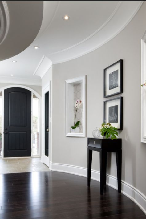 Benjamin Moore's Best Selling Grays