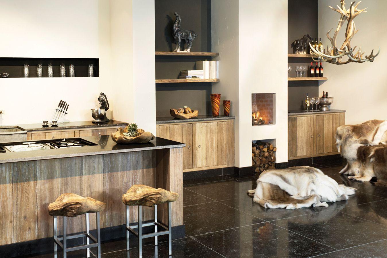 Massief eiken keuken tinello koopzondag the netherlands modern