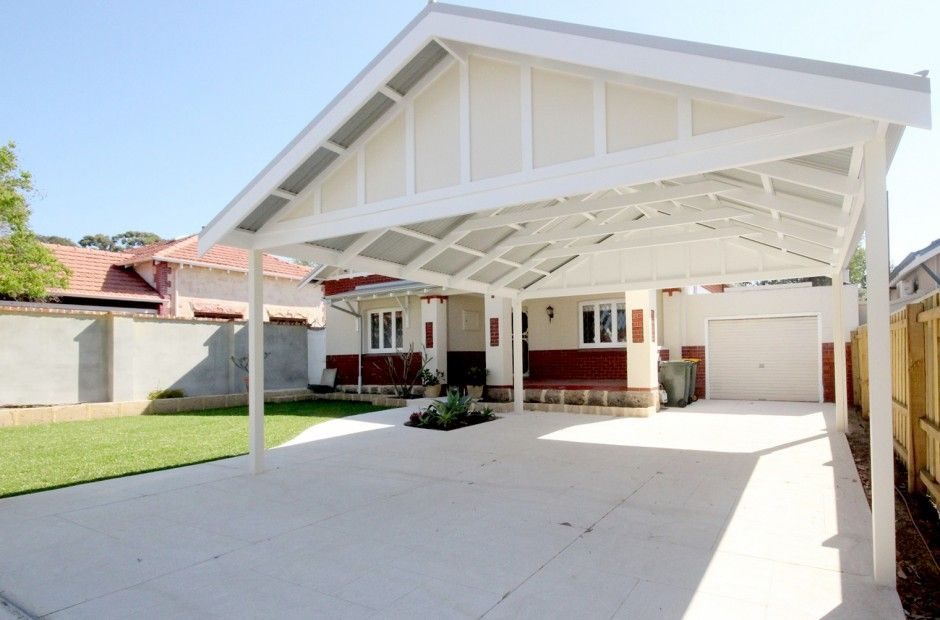 Gallery Carports Steel Timber Kits Patio Living Carport Designs House Front Carport
