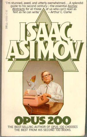 Isaac Asimov – Opus 200
