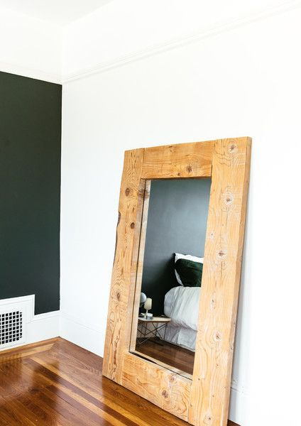 The Making of the Mirror - A French Blogger's Effortless and Eclectic Home - Photos
