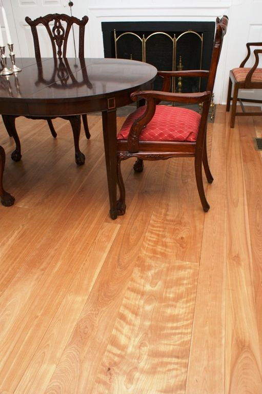 Red Birch Flooring Wide Plank Floors Sawmill Direct