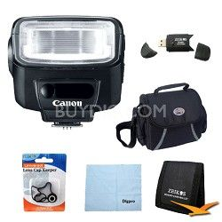 Canon Speedlite 270ex Ii Flash For Canon Slr Cameras Exclusive Pro Kit Canon Slr Camera Slr Camera Photography Gear