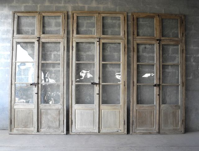 Image Result For Vintage Salvaged Doors With Glass For Sale Old