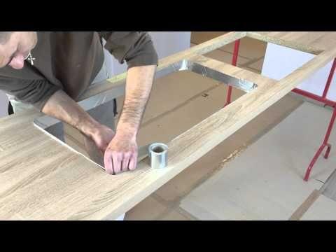 Arbeitsplatte zuschneiden | HORNBACH Meisterschmiede ...