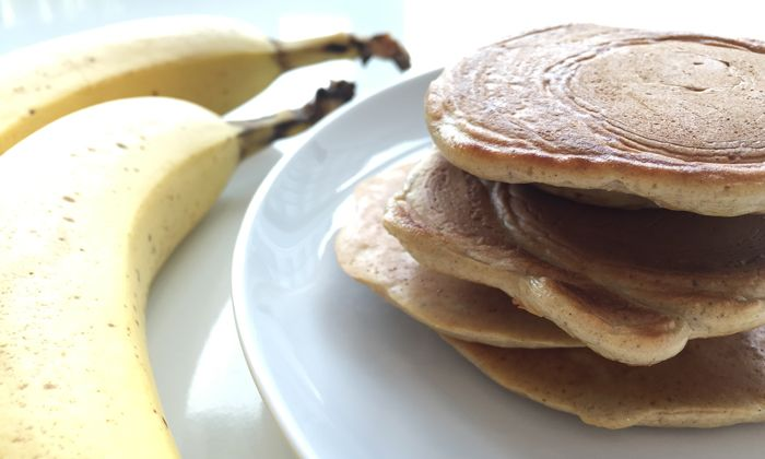 I played around and experimented until I came up with these pancakes, which I am very happy with! They areGrain Free, Egg Free, Dairy Free, Nut Free, Seed Free, Nightshade Free, Legume Free, Tapioca and Arrowroot Free Pancakes that are AIP Autoimmune Protocol compliant, PaleoandAllergy Friendl
