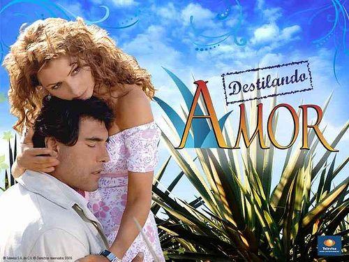 Telenovela Destilando Amor Cosas Secretas Y Publicas