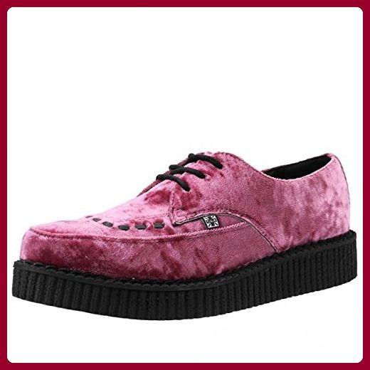 T.U.K Casbah Queen Creeper Damen Schuhe Pink - 41 EU 66alI8