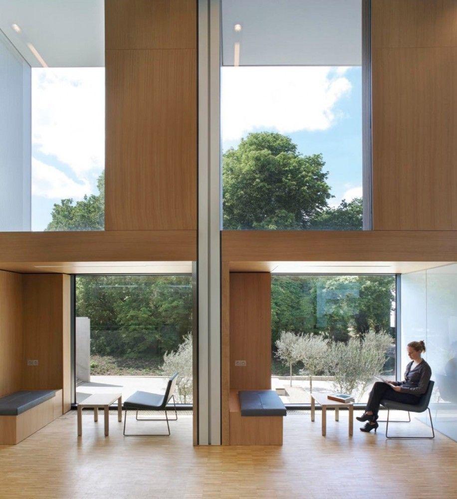 Sainsbury Laboratory / Stanton Williams | Arquitectura, Estudios y ...