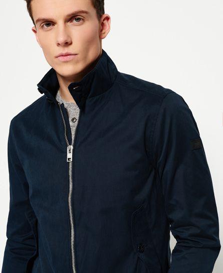 5367b60cc Pin by Udi Segal on Leather Jackets | Harrington jacket, Jackets, Men