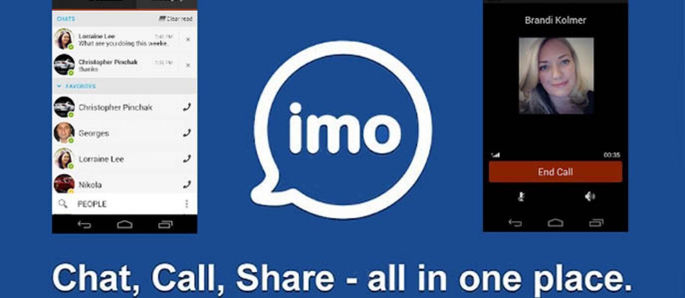 Download Imo Messenger Android Terbaru Satu Aplikasi