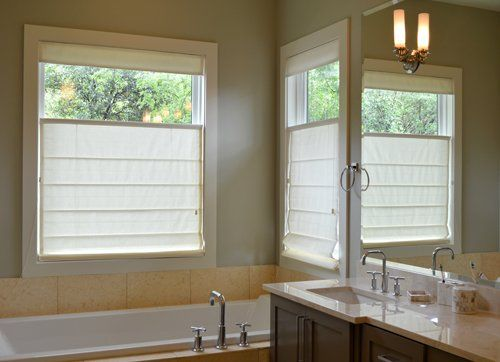 Variety Blinds and Shutters Austin TX United States Roman
