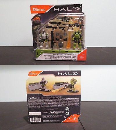 Mega Bloks Building Toys 52338: 2017 Halo Mega Construx