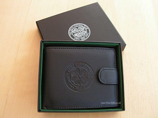 Chelsea FC PU Leather Wallet Official Men/'s Boys Gift Idea Crest Black