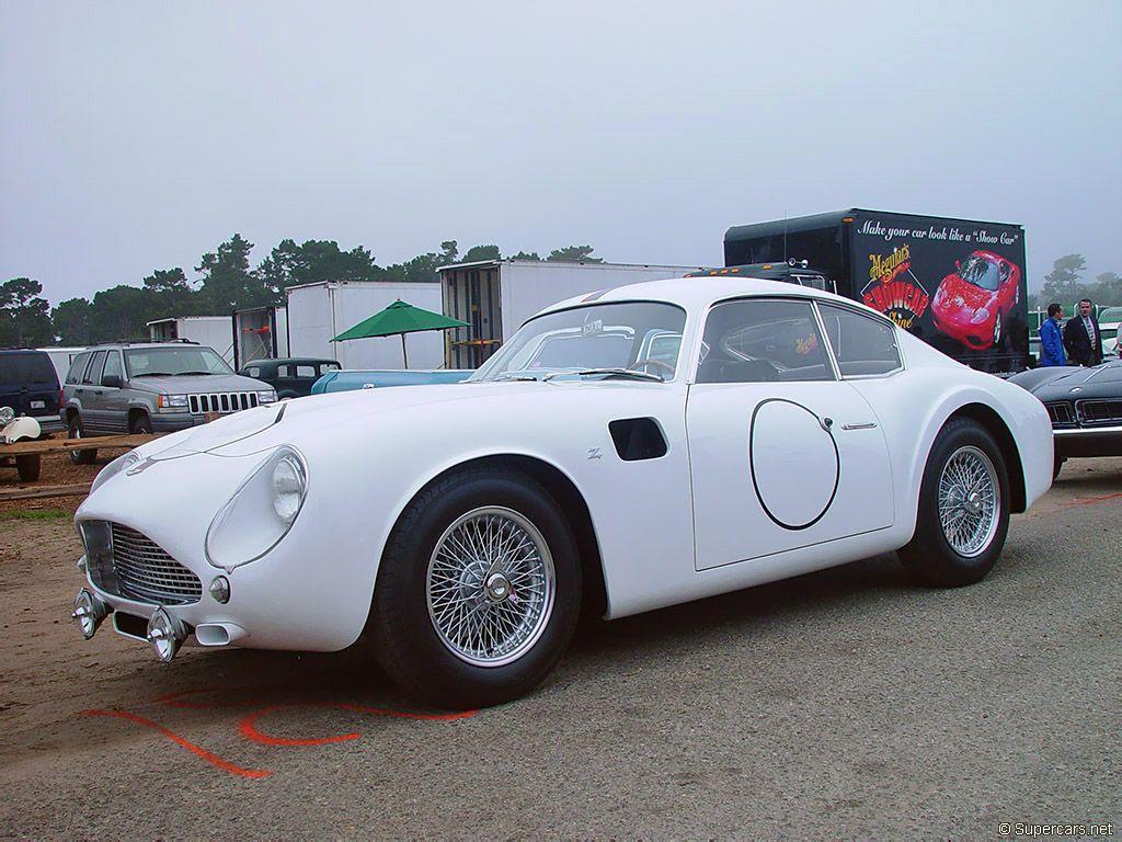 All Types aston db4 zagato : Aston Martin DB4 GT Zagato - Chassis: DB4GT/0176/R - Entrant ...