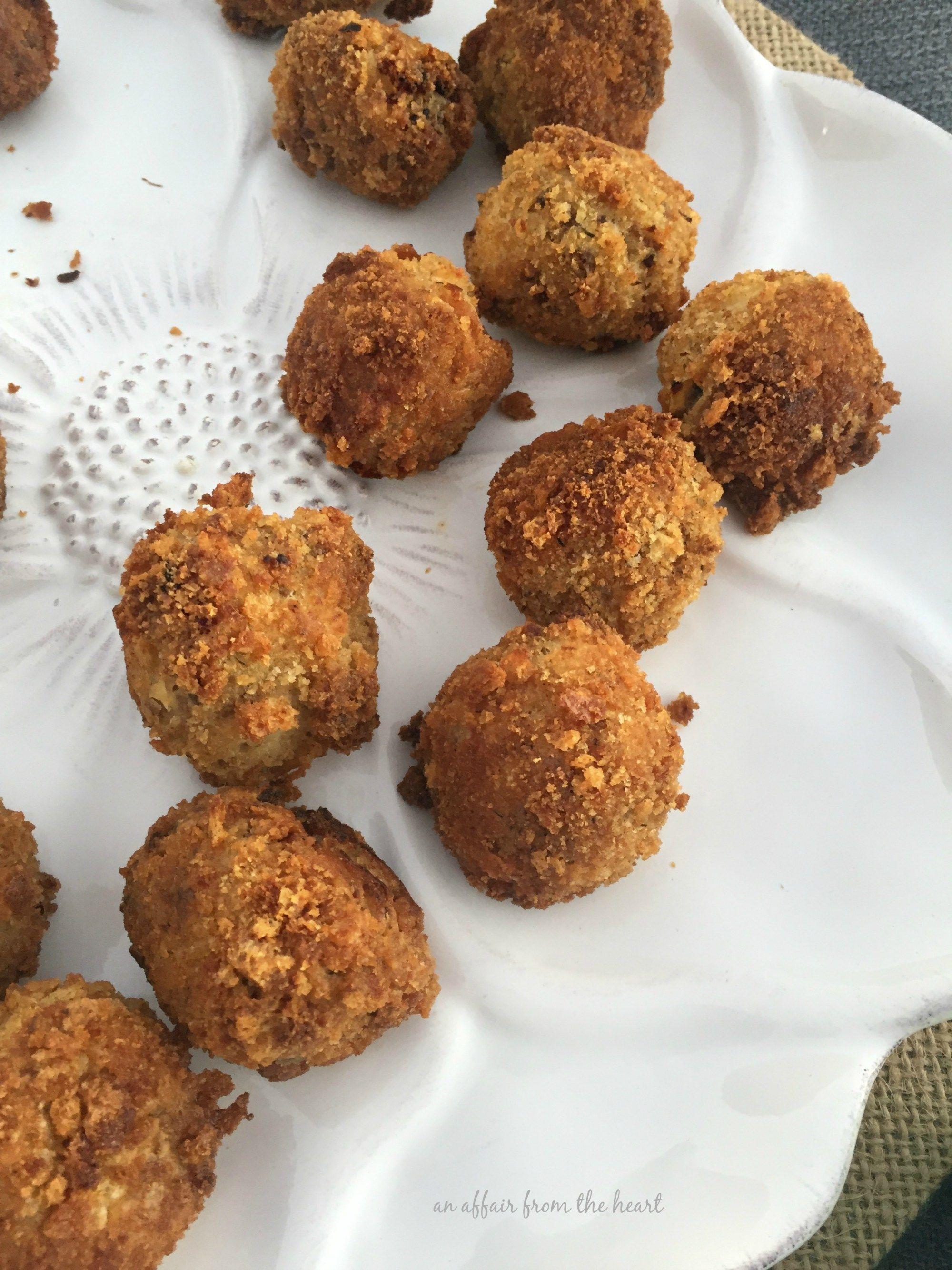 Sauerkraut Balls #octoberfestfood
