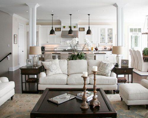 Living Inspiration einrichten dekorieren Einrichtung Möbel Deko - landhausstil wohnzimmer modern