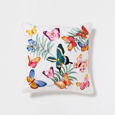 coussins lit zara home france home pinterest zara camas y espa a. Black Bedroom Furniture Sets. Home Design Ideas