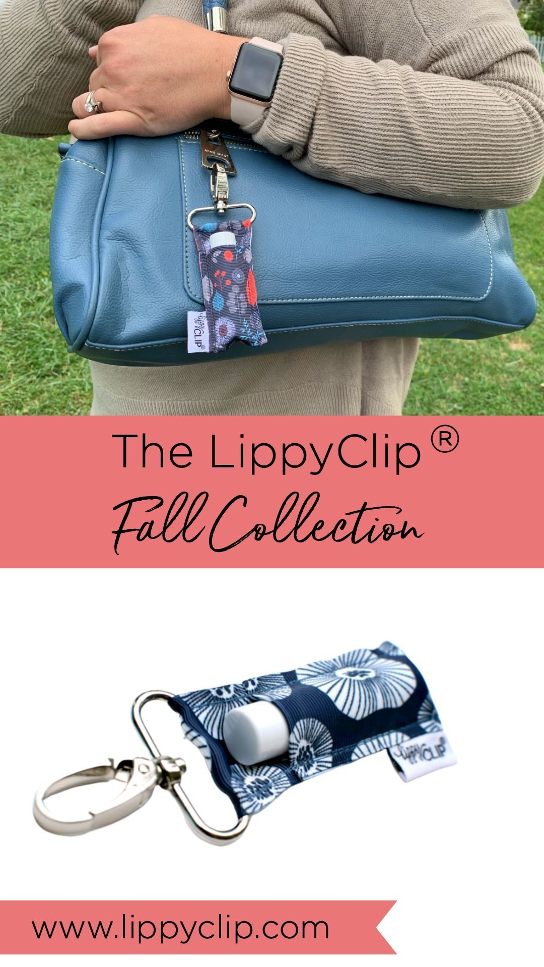 LippyClip the original lip balm holder When youre on the go its frustrating to have to search for your lip balm Let us help you shave a few moments off and get you out th...