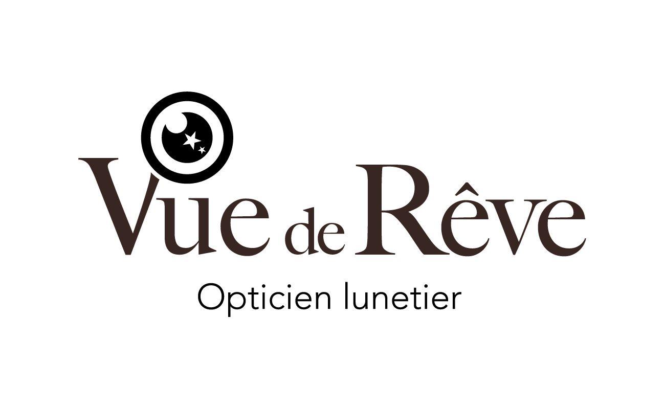 Logo Vue de Rêve - Opticiens Lunetier - par