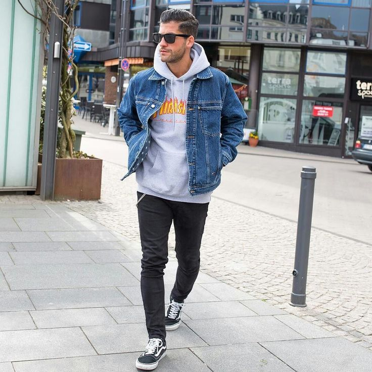 20 Awesome Spring Men Outfits With Vans Styleoholic