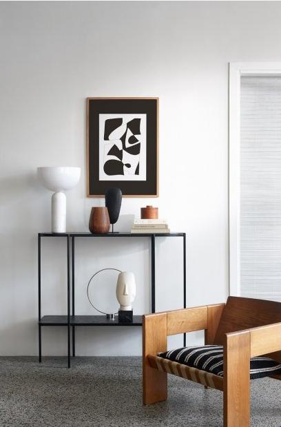 Een interieur zonder poespas - Meubeltrack Inspiratie
