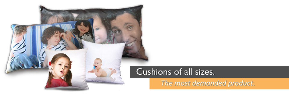 Sublimation pillows,sublimation cushions with dye
