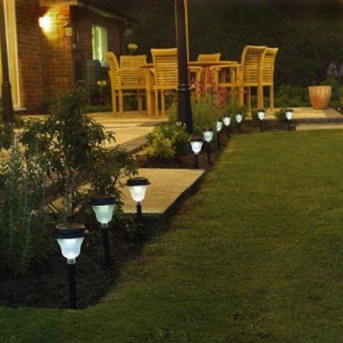 Radio Solar Garden Lights Solar Lights Garden Solar Powered