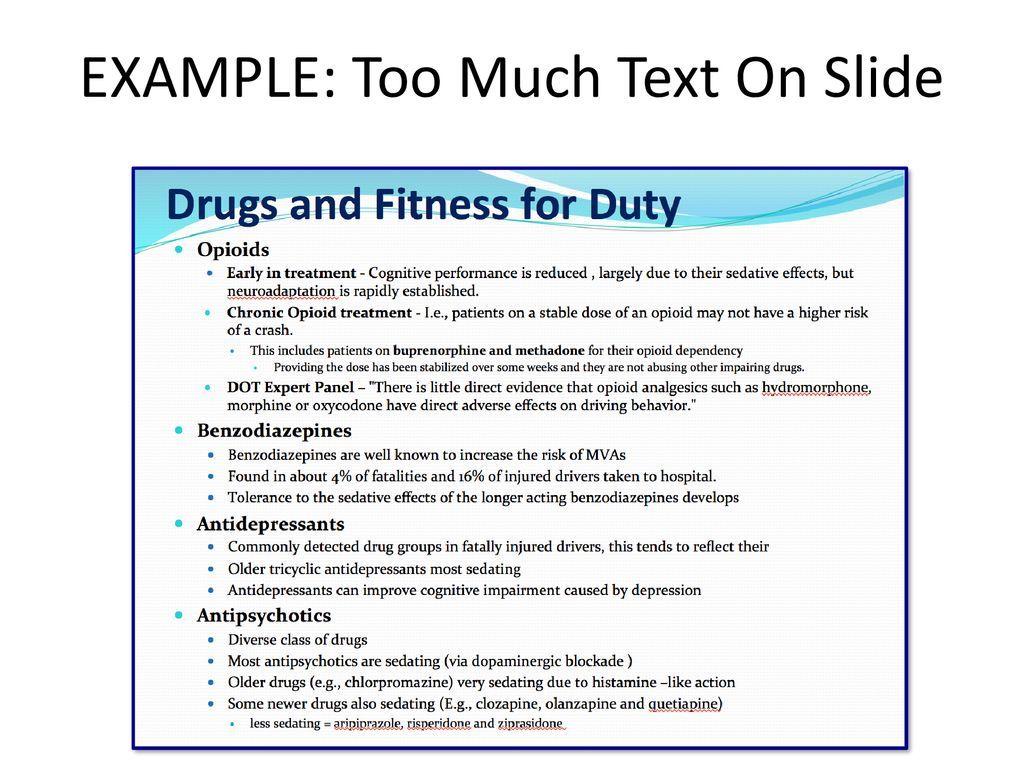 Video 3 Designing Your Presentation (Handout Slide