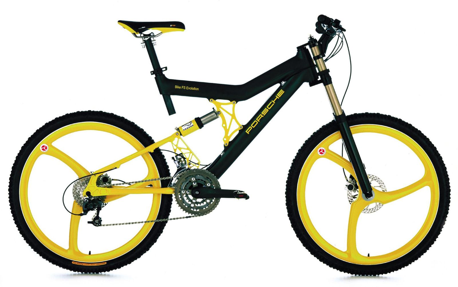 porsche bike fs evolution bicycles pinterest. Black Bedroom Furniture Sets. Home Design Ideas