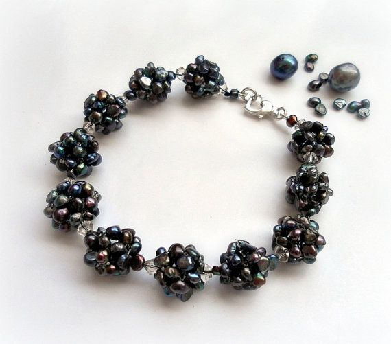 Blackberries bracelet