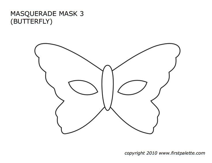 masquerade mardi gras mask printable templates coloring pages