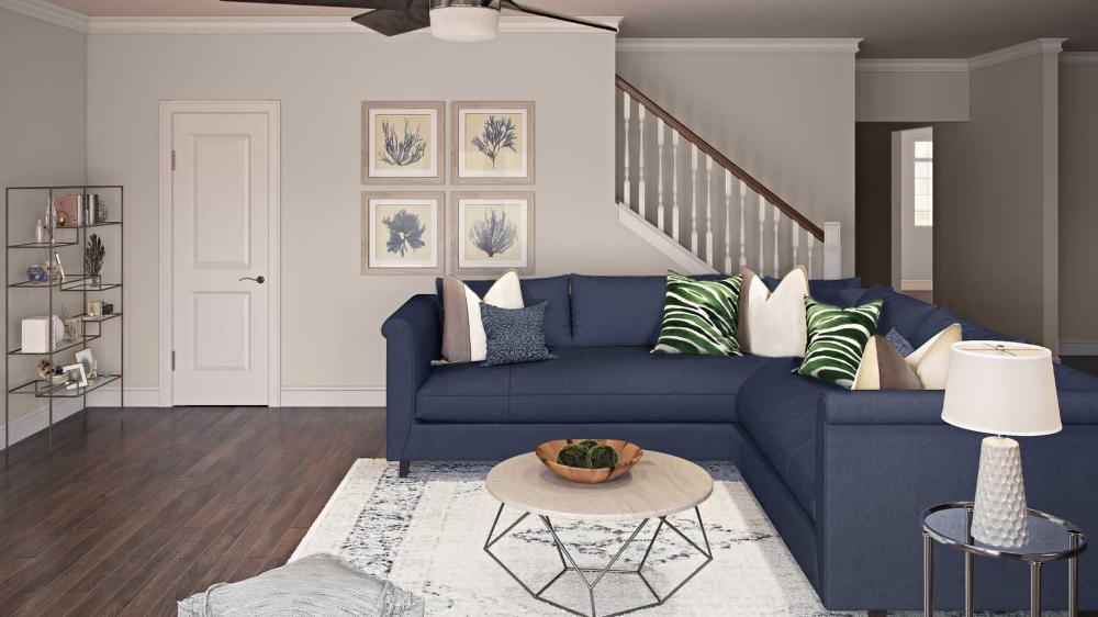 Transitional Living Room Interior Designer Ideas #havenlylivingroom