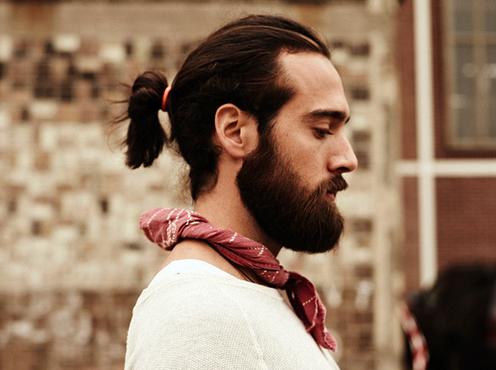 The Smoking Beard: Bearded Fashion