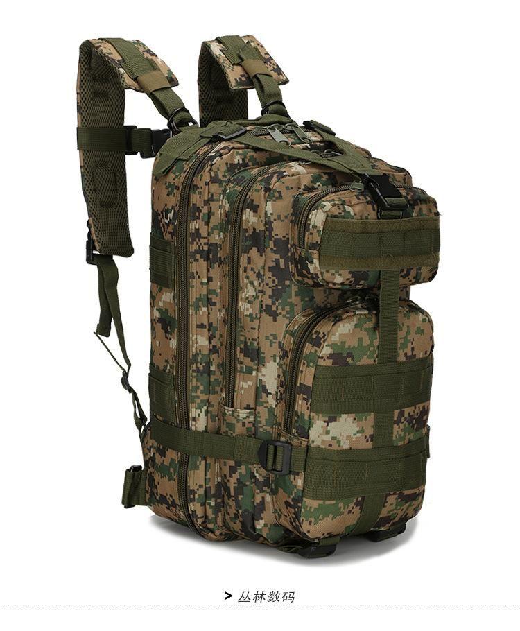 648383cf2e91 Outdoor Military Rucksacks 1000D Nylon 30L Waterproof Tactical backpack  Sports Camping Hiking Trekking Fishing Hunting Bags