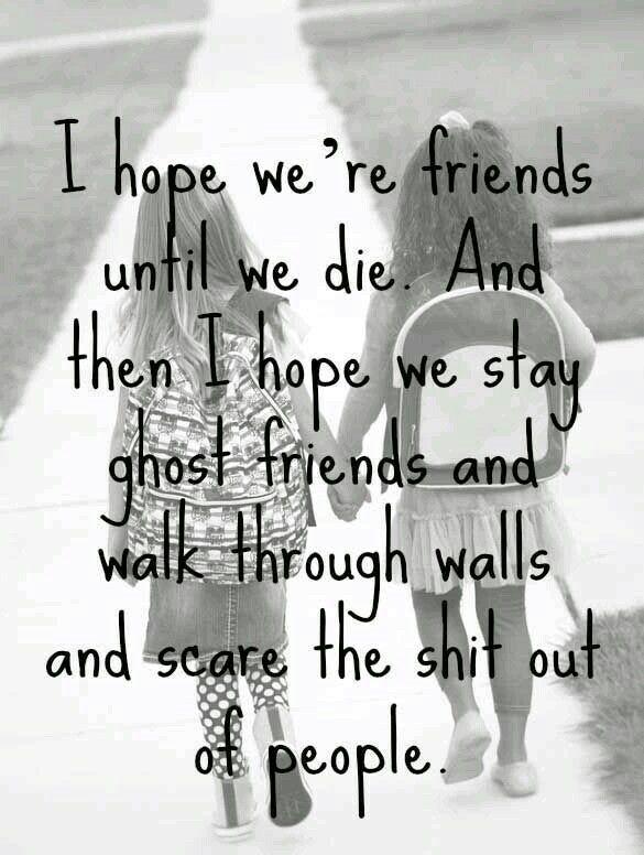 Je Betekend Zo Veel Voor Me Me Vriendin En Deze Tekst Zegt Zoveel Over Onze Dierbare Vriendschap Grappige Citaten Inspirerende Citaten Vriendschapscitaten